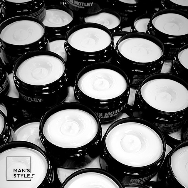 MORRIS MOTLEY TSB2 is almost done - Treatment Styling Balm 2 - The Best Balm Ever