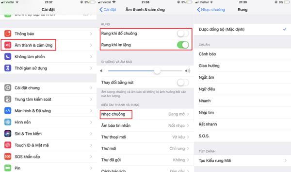 di động v24h Hướng dẫn cách sửa lỗi iPhone bị mất rung cực đơn giản ảnh 4