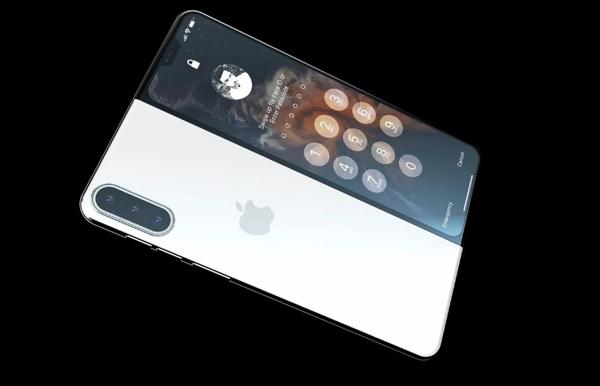 di động v24h Ngỡ ngàng trước concept iPhone 11 Fold màn hình gập cực đẹp, hoàn hảo về tính năng ảnh 4