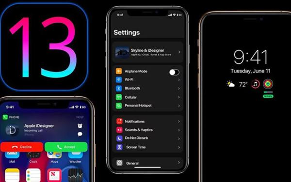 di động v24h Tính năng mới của iOS 13: Dark mode toàn hệ thống, đa nhiệm iPad được cải tiến, cử chỉ mới,… ảnh 2