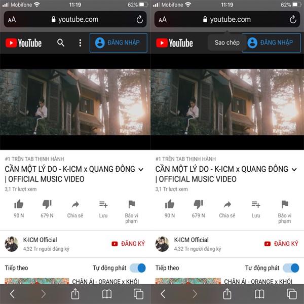 di động v24h Hướng dẫn tải nhạc và video trên mạng về iPhone trực tiếp đơn giản nhất ảnh 1