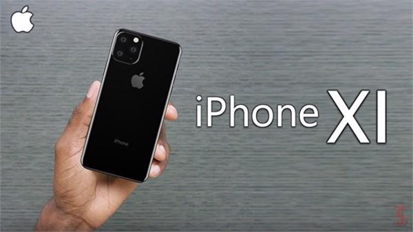 Xuất hiện bằng chứng cho thấy iPhone XI và XI Max có 3 camera sau hình vuông