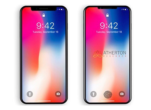 iPhone X Di động v24h