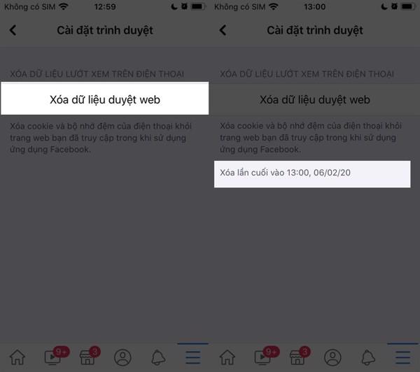 di động v24h Khắc phục lỗi Facebook không hiện news feed cực đơn giản ảnh 5