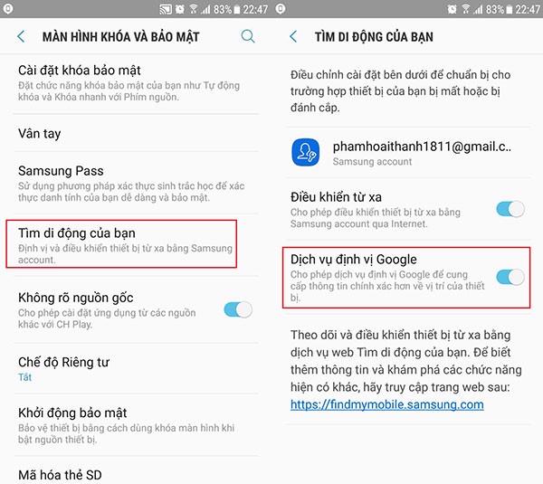 di động v24h Cẩm nang tìm điện thoại Android bị mất từ A đến Z ảnh 5