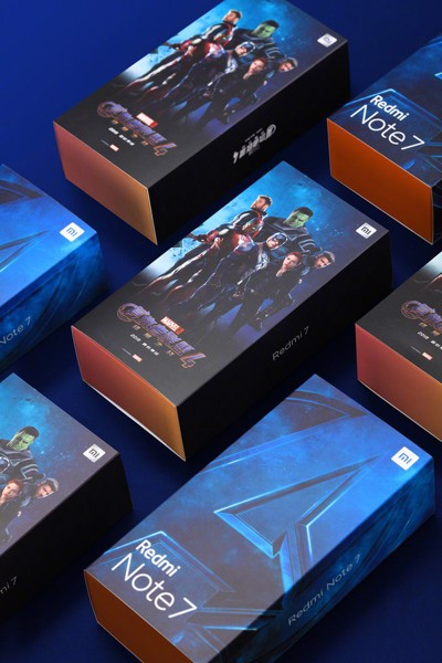 di động v24h Xiaomi ra mắt Redmi Note 7 & Redmi 7 phiên bản Avengers ảnh 1