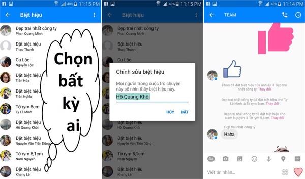 di động v24h 11 mẹo với Facebook Messenger ai cũng cần dùng đến ảnh 13