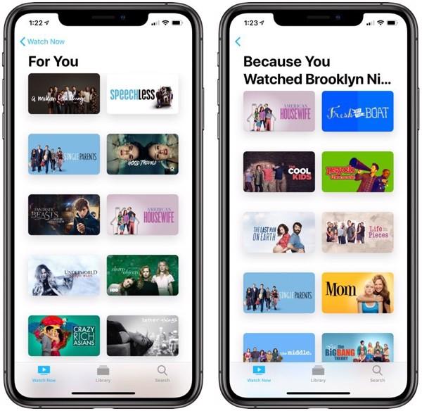 di động v24h Apple phát hành iOS 12.3 với ứng dụng TV mới, bên cạnh tvOS 12.3, watchOS 5.2.1 và macOS 10.14.5 ảnh 4