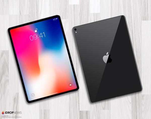 iPad Pro 2018 sẽ có Face ID và chip A11 tương tự như iPhone