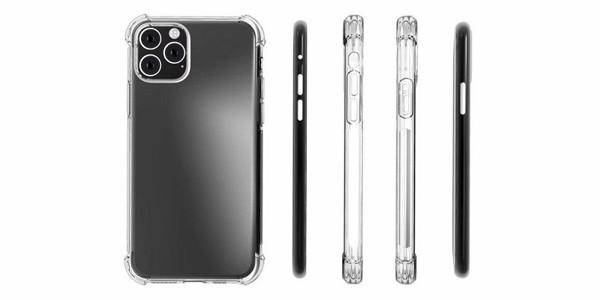 Thiết kế của iPhone XI được xác nhận thông qua chiếc ốp lưng ảnh 2