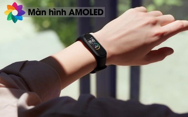 di động v24h Vòng đeo tay thông minh Mi Band 4 ảnh 1