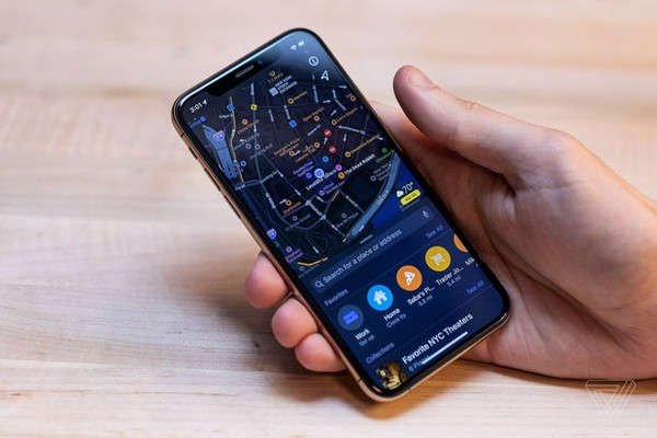 di động v24h Cận cảnh iOS 13 Public Beta: Giao diện Dark Mode, ứng dụng Apple Maps và Reminder hoàn toàn mới, bàn phím vuốt ảnh 9