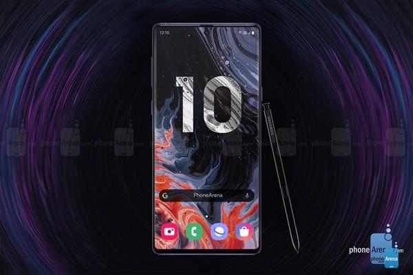 di động v24h Dự đoán ngày phát hành và giá bán Samsung Galaxy Note 10 ảnh 1