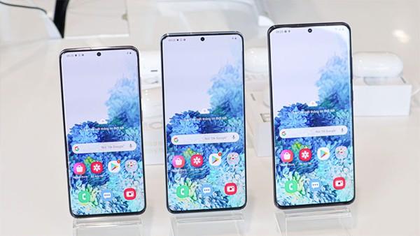 di động v24h Samsung Galaxy S20, S20+ vs Galaxy S20 Ultra: Đâu sẽ là chiếc điện thoại đáng mua nhất? ảnh 2
