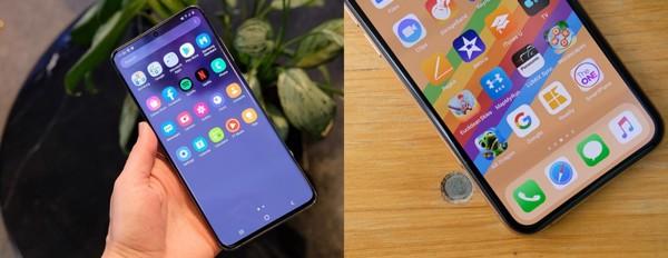 di động v24h So sánh Galaxy S20+ và iPhone 11 Pro: So hai anh tài, xem ai