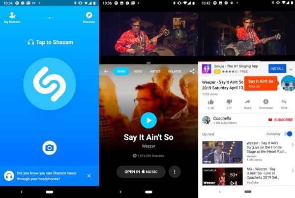 Ứng dụng Shazam có thể nhận diện bài hát phát qua tai nghe ảnh 2