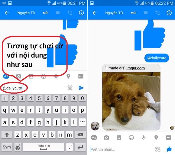 di động v24h 11 mẹo với Facebook Messenger ai cũng cần dùng đến ảnh 7