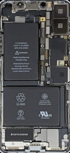 di động v24h Tải về bộ hình nền iPhone trong suốt nhìn xuyên nội thất máy ảnh 1