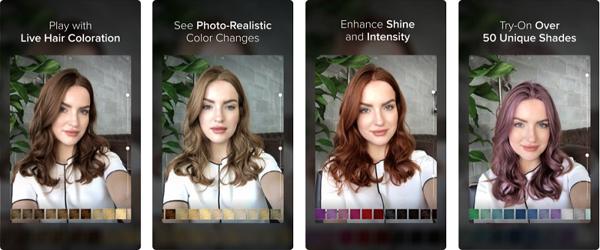 di động v24h Cách thay đổi màu tóc cực độc với 4 ứng dụng này trên iPhone ảnh 1
