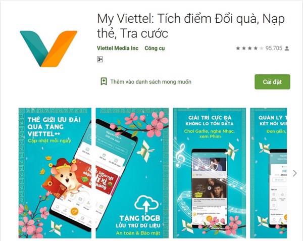 di động v24h Đảm bảo bạn chưa biết cách nhận data 4G và ưu đãi free từ Viettel này ảnh 3