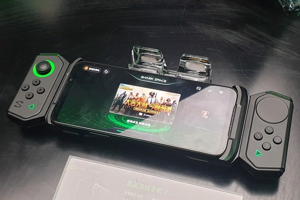 Xiaomi Black Shark 2 gamepad