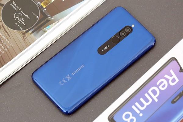 mua Xiaomi Redmi 8 (3GB/32GB) giá rẻ tại di động v24h, hải phòng ảnh 2