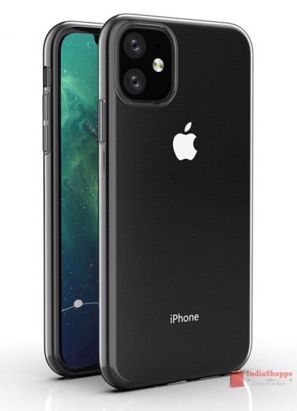 iPhone Xr 2019 tiếp tục xuất hiện rõ nét trong ảnh render với 4 màu ảnh 4