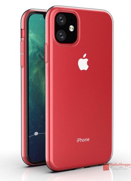 iPhone Xr 2019 tiếp tục xuất hiện rõ nét trong ảnh render với 4 màu ảnh 5