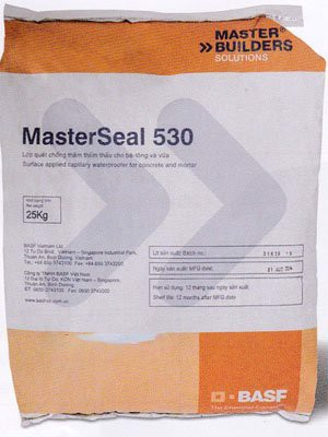 MasterSeal 530 - Chống thấm MasterSeal 530