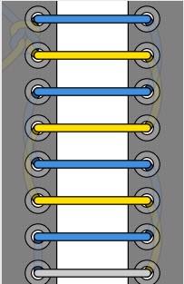 buộc dây kiểu nút thắt