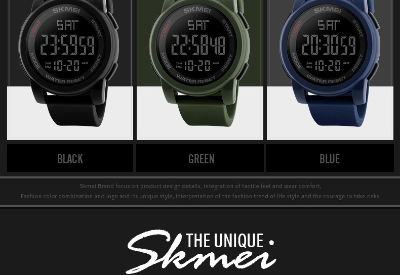 skmei 1257 digital sport watch