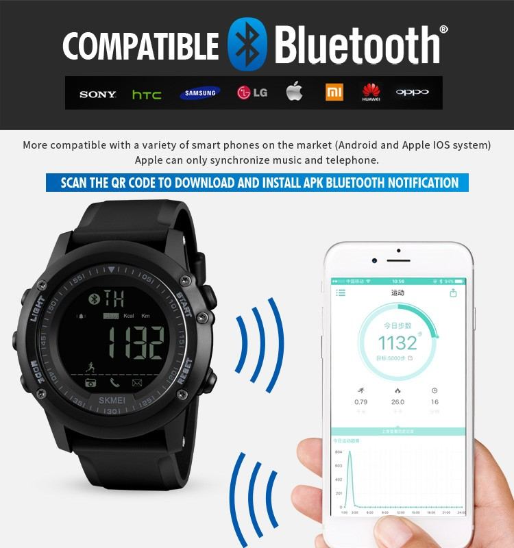 Đồng-hồ-skmei-1321-smart-watch-digital-sport-watch