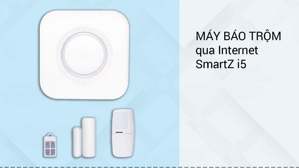 Máy báo trộm giá rẻ SmartZ i5