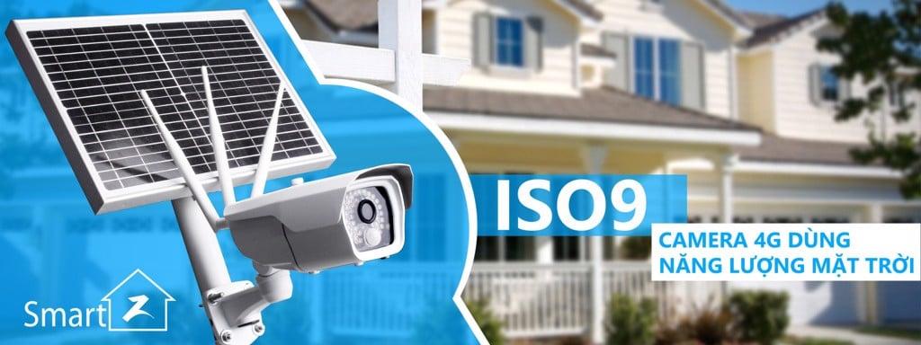 camera solar 4g  is09