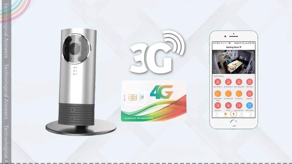 Tăng lợi nhuận kinh doanh Camera với giải pháp Camera 3G 4G tốt nhất