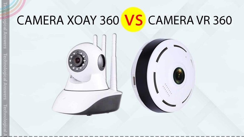 camera xoay 360 va camera vr 360