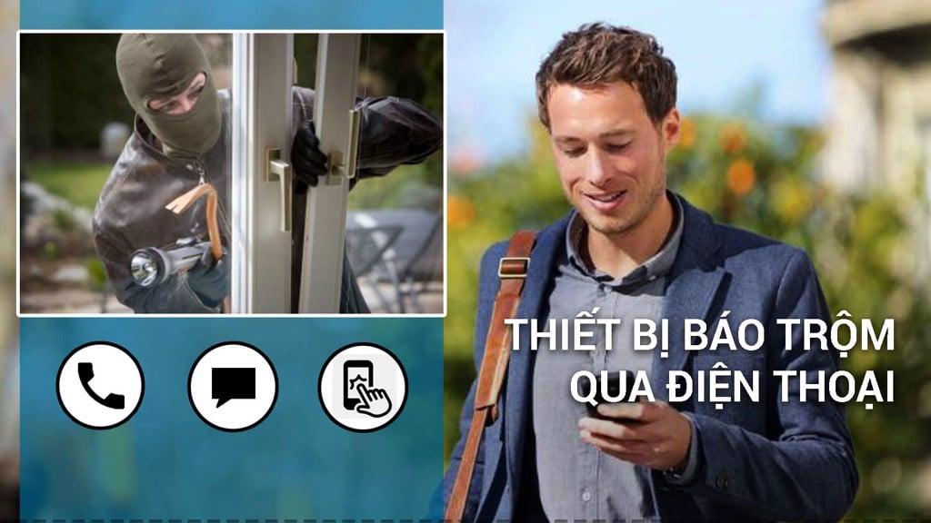 Top 4 thiết bị báo trộm qua điện thoại gái mềm nên mua nhất