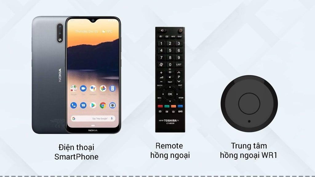 Điều khiển Tivi, Máy lạnh, Quạt điện,.. bằng giọng nói Google Assistant trên điện thoại