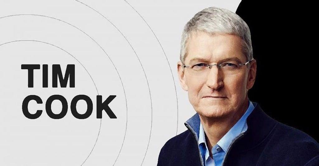 Nhà lãnh đạo Apple hiện nay là Tim Cook