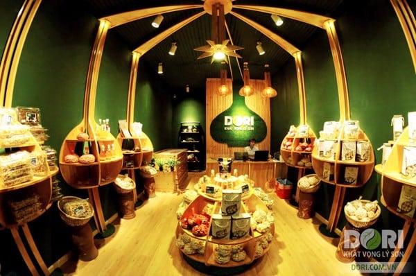 Cửa hàng Dori Lý Sơn