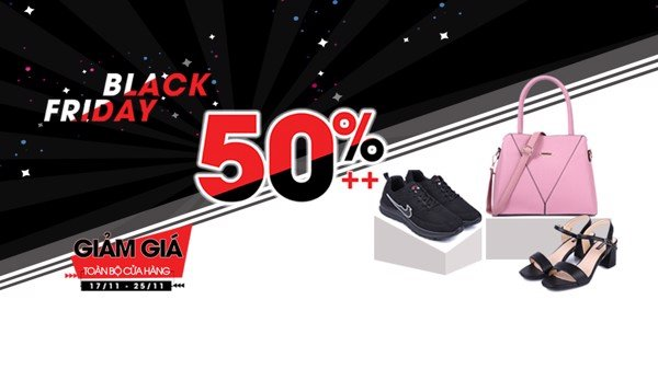[WOW] BLACK FRIDAY 2018 | SALE KINH KHỦNG KHIẾP | SALE OFF 50%