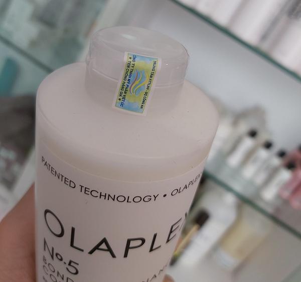 Cách phân biệt Olaplex thật- giả