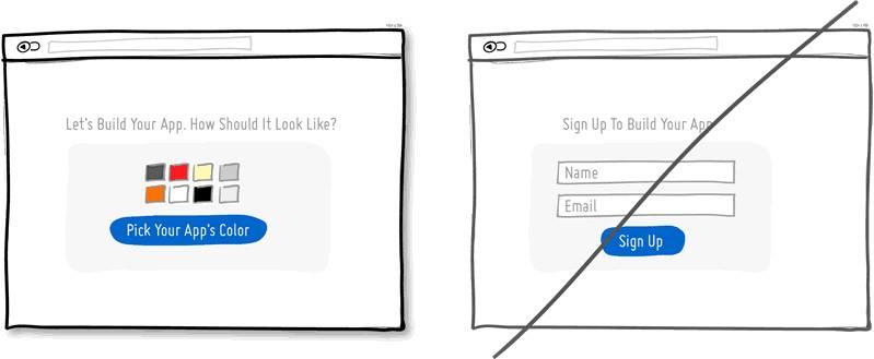 #24 Hãy để người dùng tự tham gia thay vì yêu cầu đăng ký