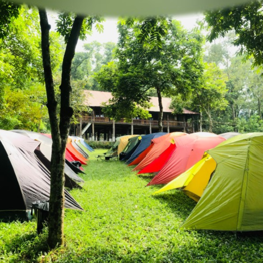 Introduction of Camp 2 and Camp 3