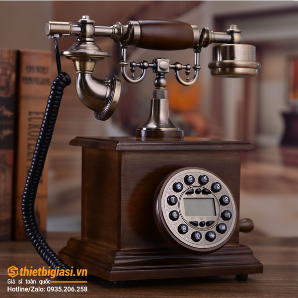 điện thoại bàn cổ điển, điện thoại cổ, điện thoại cổ điển
