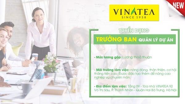TRƯỞNG BAN QLDA - Tháng 09/2020