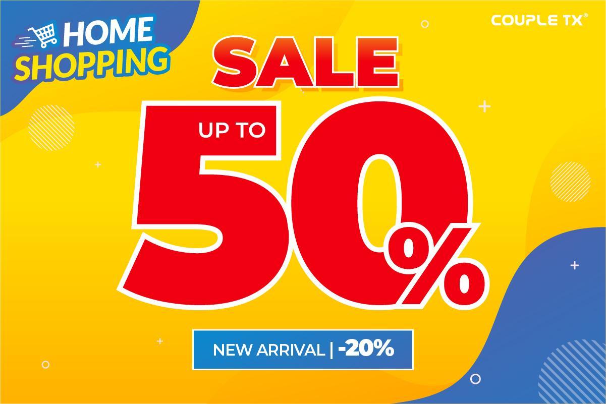 HOME SHOPPING: CƠ HỘI CUỐI CÙNG ĐƯỢC TRỢ GIÁ ĐẾN 50%++