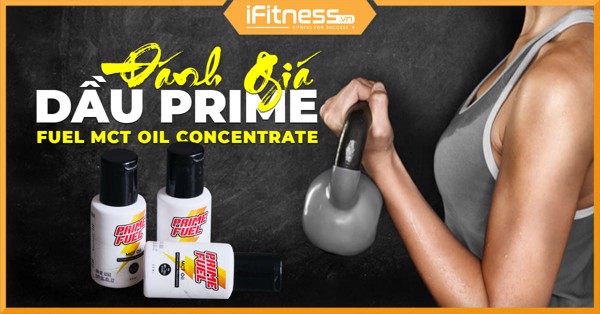 Dầu PRIME FUEL MCT Oil CONCENTRATE