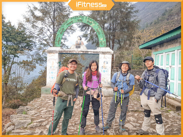 ifitness cuong ly everest base camp 3