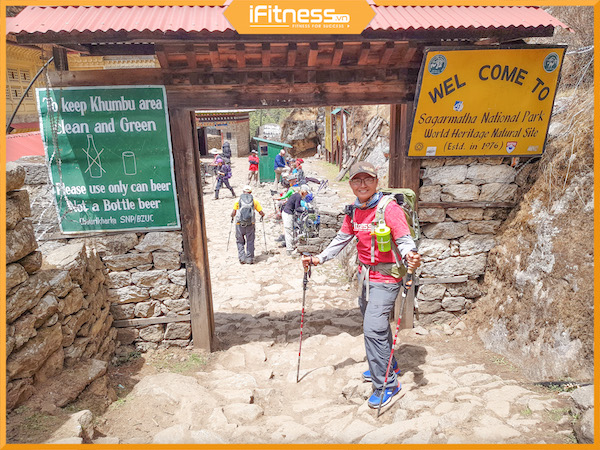 iFitness.vn cuong ly Everest base camp